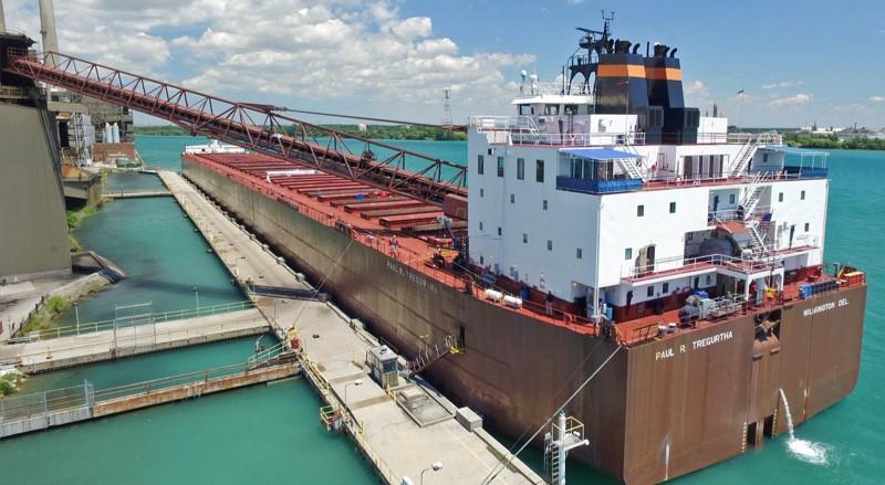 Pathfinder Carrying Capacity >> Interlake Steamship Fleet